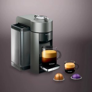 Titan | Evoluo Machine | Nespresso USA