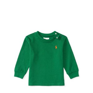 Cotton Long-Sleeve Tee - Tees & Sweatshirts � Baby - RalphLauren.com