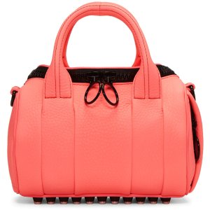 Alexander Wang: Pink Mini Rockie Bag