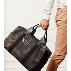 50% OffFull-Priced Duffels and Backpacks @ Jack Spade