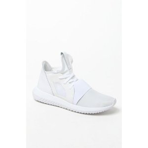 adidas Women's Tubular Defiant White Sneakers at PacSun.com