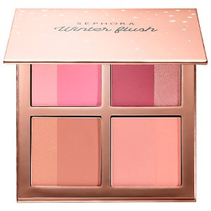Winter Flush Blush Palette