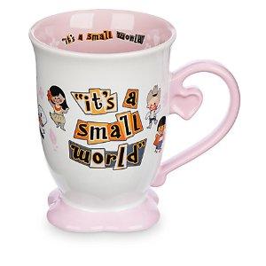''it's a small world'' Mug | Disney Store