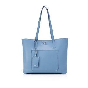 Prada City Calf Shopping Bag