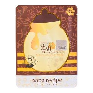PAPA RECIPE Bombee Honey Butter Cream Mask Pack 1sheet