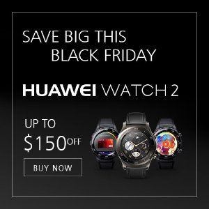 Save up to $150Huawei Smart Watches Black Friday Hot SALE