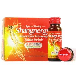 HSU Ginseng Shangnergy American Ginseng Tonic Drink