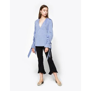 C/MEO COLLECTIVE Unstoppable Top in Blue