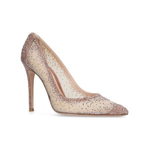 Gianvito Rossi Embellished Rania Pumps 105 |