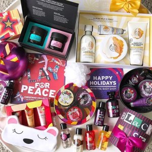 Dealmoon Double's Day Exclusive! 50% OffGift Sets + Extra 12% Off + Free Shipping @ The Body Shop