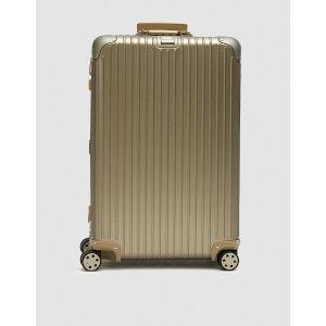 Rimowa / Topas Titanium 82 L Multiwheel® Electronic Tag Suitcase
