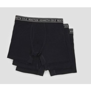 Three Pack Boxer Briefs | Kenneth Cole