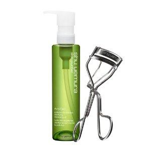 eyelash curler and anti-oxi set - ShuUemura_US