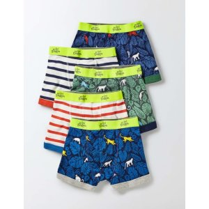 5 Pack Boxers 51060 Accessories at Boden