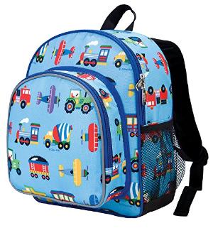$16.10Olive Kids 男童卡通图案双肩背包