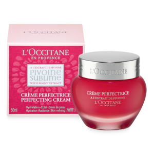 Hydrating Face Cream | Peony Perfecting Cream L'Occitane