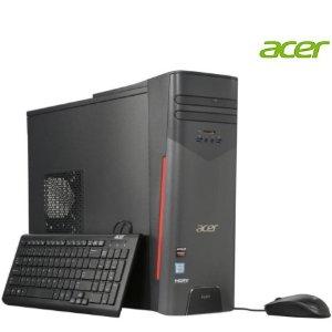 $679.99Acer Aspire T 游戏台式机 (i7-6700, 8GB, 1TB, RX480)