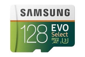 $44.99Samsung EVO Select Micro SDXC 128GB, 100MB/s  闪存卡