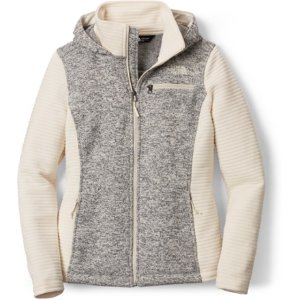 The North Face Indi Full-Zip Fleece Hoodie - Women's
