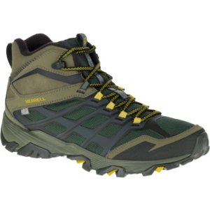Men - Moab FST Ice+ Thermo - Pine Grove/Dusty Olive | Merrell