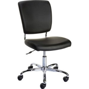 Quill Brand® Nadler Office Chair, Black | Quill.com