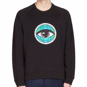 World Eye Sweatshirt