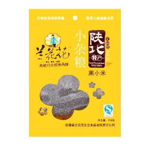 LANHUAHUA XiaBei Specialty Grain, Black Millet 218g