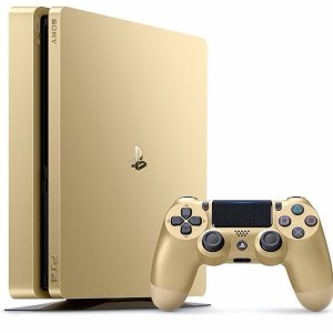 Sony Computer Entertainment PS4 HW 1TB Gold Core