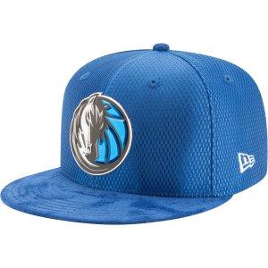 New Era Men's Dallas Mavericks 2017 NBA Draft 59Fifty Fitted Hat