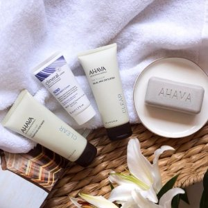 Buy One, Get One Free + Free Shipping on Orders of $75 @ AHAVA