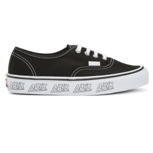 Alyx: Black Vans Edition OG Authentic LX Sneakers