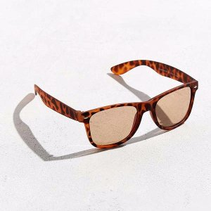 Squared Matte Sunglasses | Urban Outfitters