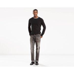 541 Athletic Fit Jeans   tarnished black  Levi's® United States (US)