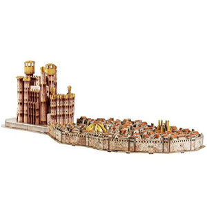 $20.384D Cityscape Game of Thrones: 3D Kings Landing Puzzle (260 Piece)