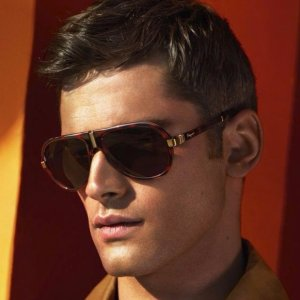 $64Salvatore Ferragamo Polarized Flodable Sunglasses Sale