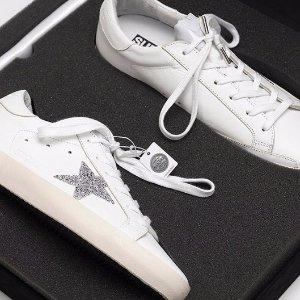 New Brand! Up to 40% Offon Golden Goose @ Net-A-Porter