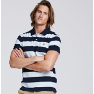 Timberland | Men's Millers River Striped Rugby Shirt