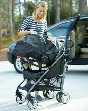 $139.88Graco Breaze Travel System, Davis