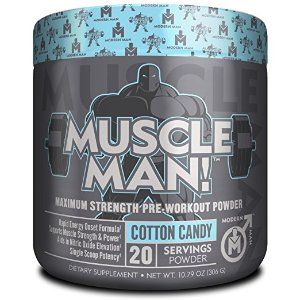 $17.98Muscle Man Pre Workout Muscle Builder for Men