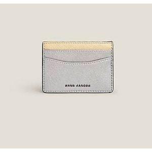 Saffiano Tricolor Card Case