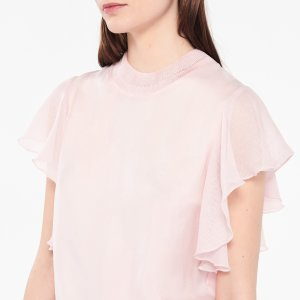 Up To 50% Off Pink Items @ Sandro Paris