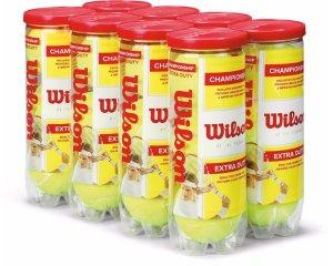 Wilson Championship Tennis Balls - 8 Can Pack