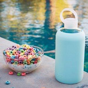 6折 超萌果冻色BKR好莱坞明星同款纯色水杯
