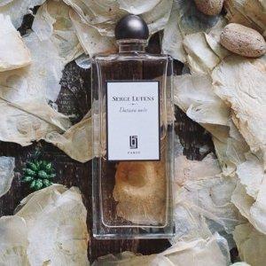 送25件礼包 入孤女,玫瑰陛下,冷水Serge Lutens Parfums  香水香氛产品满额送礼 还有独有大瓶呦