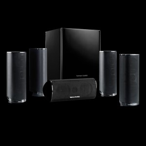 HKTS 16 | Elegant 5.1 Home Theater Speaker System