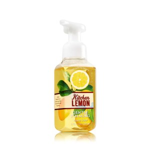 KITCHEN LEMON Gentle Foaming Hand Soap洗手液