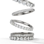 Top Selling Wedding bands @ Blue Nile