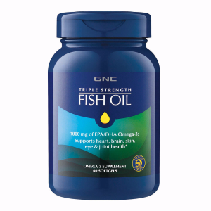 Triple Strength Fish Oil 60 softgels