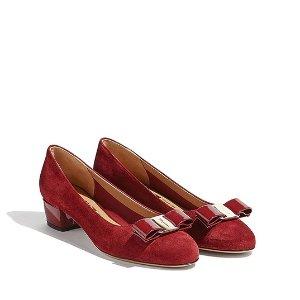 Vara Bow Pump Shoes