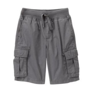Pull-On Cargo Shorts at Crazy 8